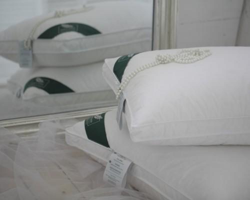Подушка Flaum Perle 70x70 мягкая
