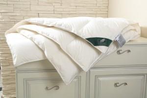 Одеяло Flaum Sahne 200x220 всесезонное