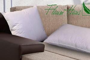 Подушка Flaum Home Melange 70x70 упругая 3-х камерная