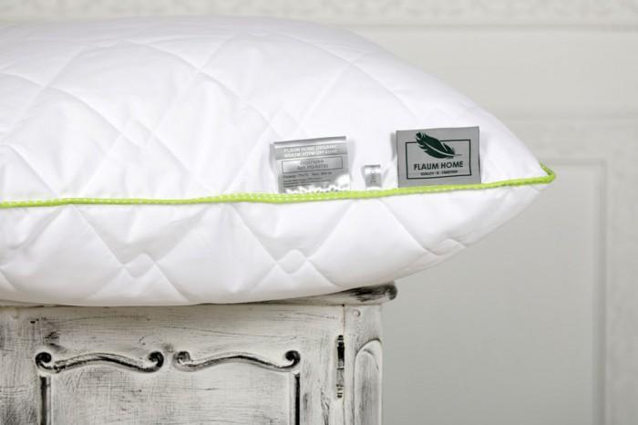 Подушка Flaum Home Organic 70x70 регулируемая